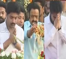 NTR Vardanthi | Jr NTR, Kalyan Ram And Harikrishna Pays Tribute To NTR