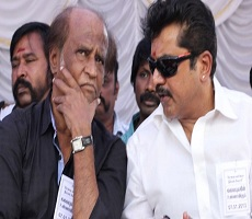 Sarath Kumar Defends Comments On Rajinikanth
