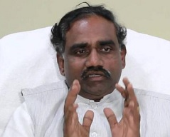 Kishore On Way Out From Naidu Cabinet?