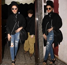 OMG: 62 Yr Old Rekha Sports Ripped Jeans