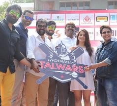 Swach Telangana Trophy Press Meet Photos