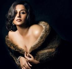 Photo Feature: Vidya Balan's Sensuous Pose