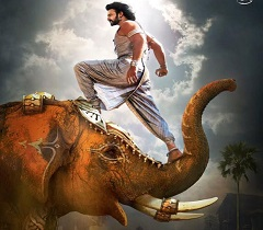 New Look: Prabhas in Baahubali 2