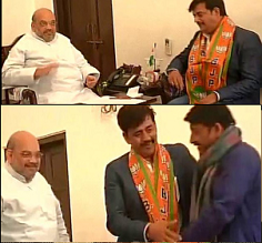 Allu Arjun's Villain joins BJP