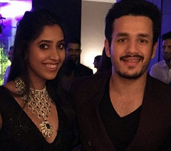 What Happened Between Akhil-Shriya At Airport?