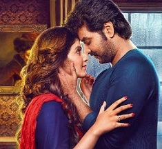 Rumoured couple Jai, Anjali sizzle in new film's Poster