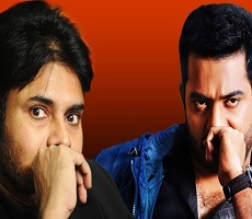 Pawan, NTR seriously looking that date?