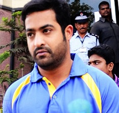 See A Cricketer in NTR