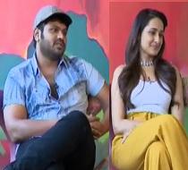 Manoj Manchu & Pragya Jaiswal Special Interview on Gunturodu