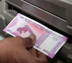 RBI increases cash withdrawal limit from today