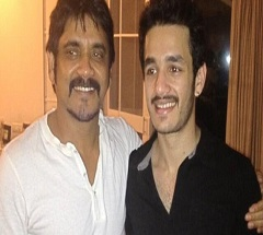 Nagarjuna Cautious About Akhil's Break Up