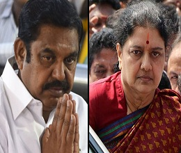 Palaniswamy Shocks Sasikala, Ignores her Orders!