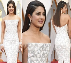 Oscars 2017: Priyanka Chopra's Stunning Look