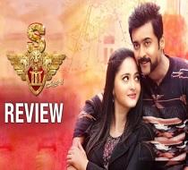 Singam 3 Movie Review – 3/5