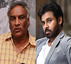 Filmmaker Raising Doubts Against Pawan!