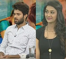 Exclusive Interview with Vijay Deverakonda,Pooja Jhaveri