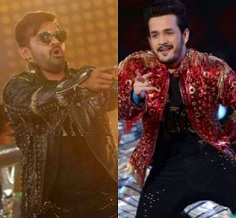 Highlight of IIFA, Akhil-Tej Dance