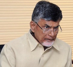 'Sulking' Top Leaders Gives Jitters To Naidu