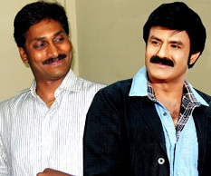 YS Jagan Still A Big Fan of Balayya!!
