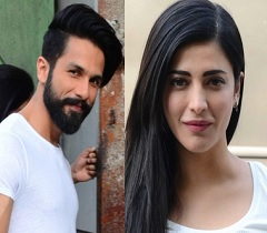 What Shruti Is Secretly Doing With Shahid ?