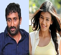 Sreenu Vaitla's Special Interest on Hebah