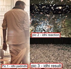 3 Pics That Shows Power Of Katamarayudu
