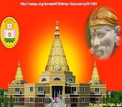 Grand Opening of Largest Sai Temple in US