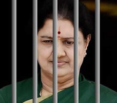 Sasikala Targetted in Jail, Flooded With Hate Letters