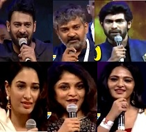 Celebs Speech @ Baahubali 2 Pre Release Function