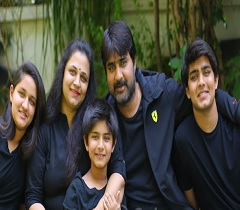 Most Beautiful Family Of Tollywood