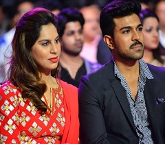 Upasana's Surprise For Ram Charan's B'day