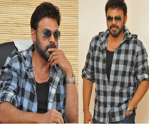 Venkatesh Guru Movie Interview Stills