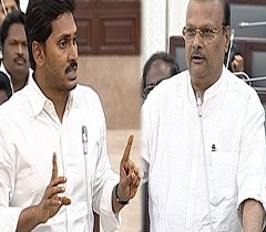 Ugly Toilet Talk of Jagan & Yanamala