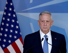 Pentagon head Jim Mattis visits Afghanistan after deadly Taliban attack on unarmed soldiers