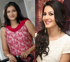 Mahesh's Sister Ropes in Bollywood Beauty