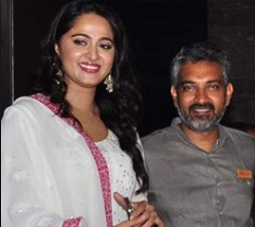Anushka is NOT A Great Actor: Rajamouli