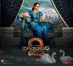 Pic Talk: New Poster of Anushka in Baahubali 2