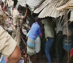 Andhra Pradesh: 20 dead in truck mishap in Chittoor