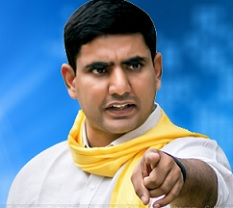 Lokesh Emerging Alternative Power Centre?