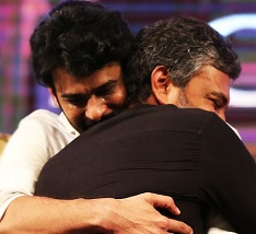 Prabhas Touched With Rajamouli's Special Gift