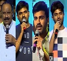 Celebs Speech @ Venkatapuram Audio Launch