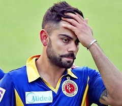 Kohli Fumes at Match Official After Historical Loss