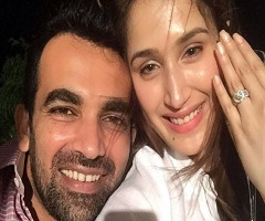 Zaheer Khan Engaged To Actress-Girlfriend