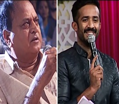 Chalapathi Rao Comments: Anchor Ravi Defends Himself