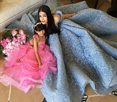 Aishwarya, Aaradhya Look Like Real Life Princesses