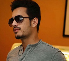 Akhil craving for publicity?
