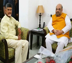 Shah, Babu discuss alliance, presidential poll