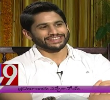 Naga Chaitanya's Exclusive Interview