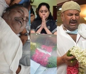 Celebrities Condolence Dasari Narayana Rao Death – Gallery