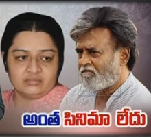 Deepa Comments About Rajinikanth's Political Entry